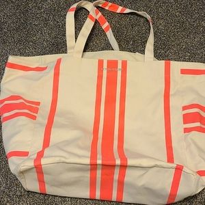 Victoria Secret canvas tote